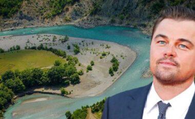 Leo DiCaprio reagon sërish: Vjosa të shpallet Park Kombëtar