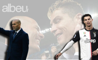 """Prag ndeshja me Atalantën, Zidane """"mendjen"""" te Ronaldo: CR7 ndoshta kthehet"""