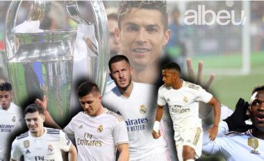 304 milion euro të shpenzauara nga Reali për të zëvendësuar Ronaldon, nuk ia doli