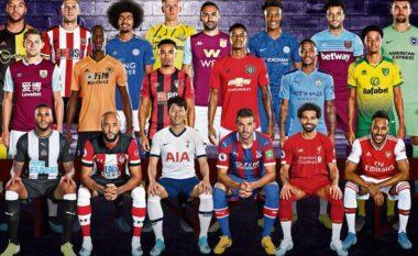 Sezoni 2021/22, zbulohen fanellat e disa prej skuadrave të mëdha në Premier League (FOTO LAJM)