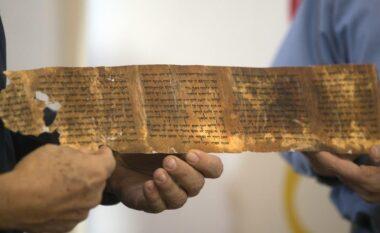 Zbulohen tekste biblike 2000- vjeçare në një shpellë në Izrael  (FOTO LAJM)