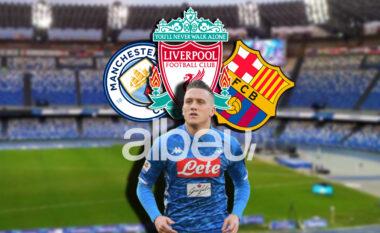 Klube të mëdha i janë vënë pas, Napoli mund mbetet pa yllin polak