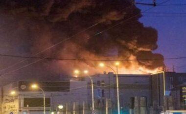 Zjarri te qendra tregtare: Dyshohet për 3 të zhdukur, mes tyre dhe 17 vjeçari