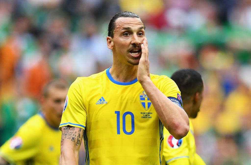 """ZYRTARE/ Zlantan Ibrahimovic mbetet jashtë """"EURO 2020"""""""