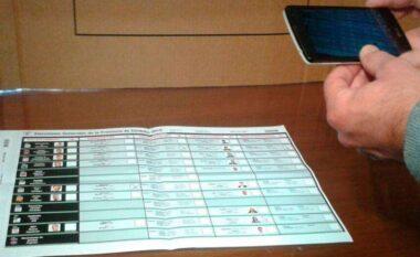 Rrezikon deri në 3 vite burg, policia arreston qytetarin që po filmonte votën