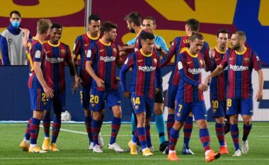Barcelona del me deklaratë zyrtare, mbetet në Superligën Europiane