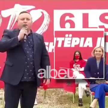 Po çmend rrjetin, gafa me pullë të kuqe e kandidatit për deputet shkrin së qeshuri edhe Kryemadhin (VIDEO)