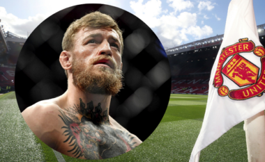 McGregor blen Man United? (FOTO LAJM)