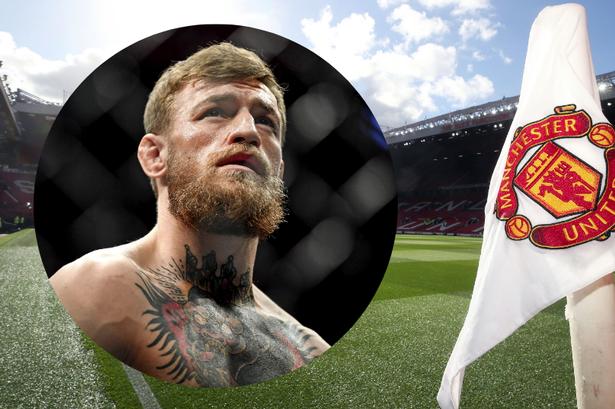 McGregor blen Man United? (FOTO LAJM)