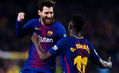 Lajm i madh, Barcelona-Atl Madrid luhet me shumë tifozë
