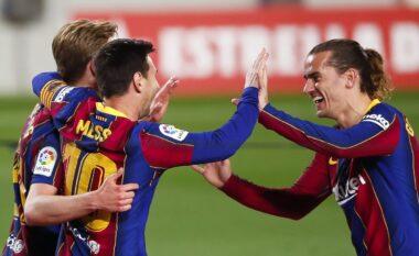 Barcelona nuk fal, fiton dhe kërcënon Atl Madrid (VIDEO)