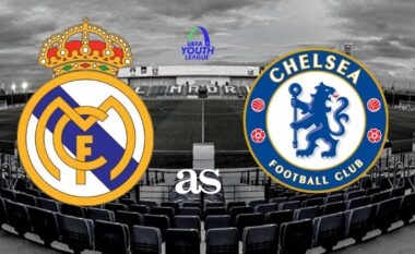 Formacionet zyrtare, Real Madrid-Chelsea