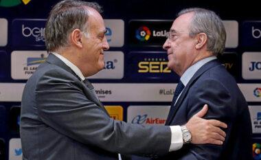 Presidenti i La Liga kundër Superligës: Perez është i humbur (FOTO LAJM)