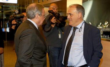 """U tregove injorant"", presidenti i La Liga ""shuplakë"" Perezit"