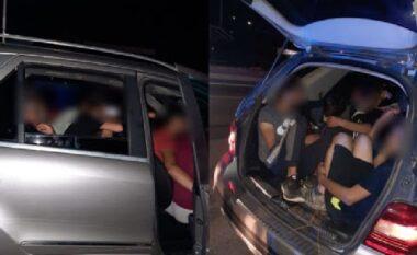 U kap duke transportuar 5 emigrantë në makinë, arrestohet 40-vjeçari në Korçë