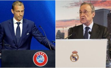 Fiorentino Perez padit UEFA-n?