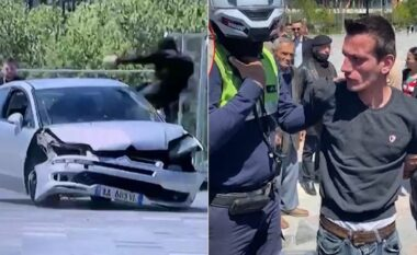 Gjykata merr vendim për 32-vjeçarin që tmerroi qytetarët në mes të sheshit Skënderbej