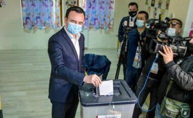 U kritikua për votimin në Shqipëri, reagon Albin Kurti: U ktheva menjëherë