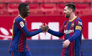 Serie A apo Premier League? Dembele larg Barcelonës