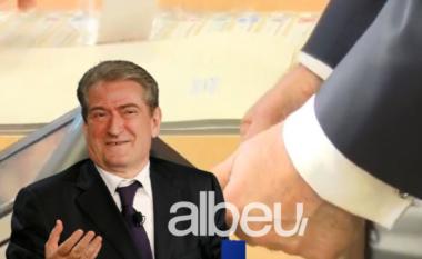 Momenti i sikletshëm! Pajisja elektronike nuk njeh Sali Berishën (VIDEO)