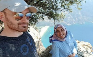 Horror në Turqi, burri hedh gruan shtatzënë nga 300 metra lartësi (FOTO LAJM)