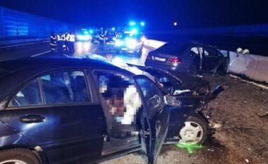 E rëndë në Austri, 2 shqiptarë humbin jetën në aksident