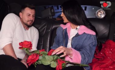 Mevlani puth në buzë Ledjanën në mes të emisionit (VIDEO)