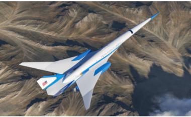 Brenda avionit supersonik të presidencës amerikane (FOTO LAJM)