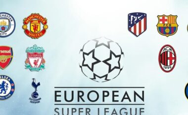 ZYRTARE/ Klubet e mëdha krijojnë Super Ligën europiane, 12 skuadrat që marrin pjesë