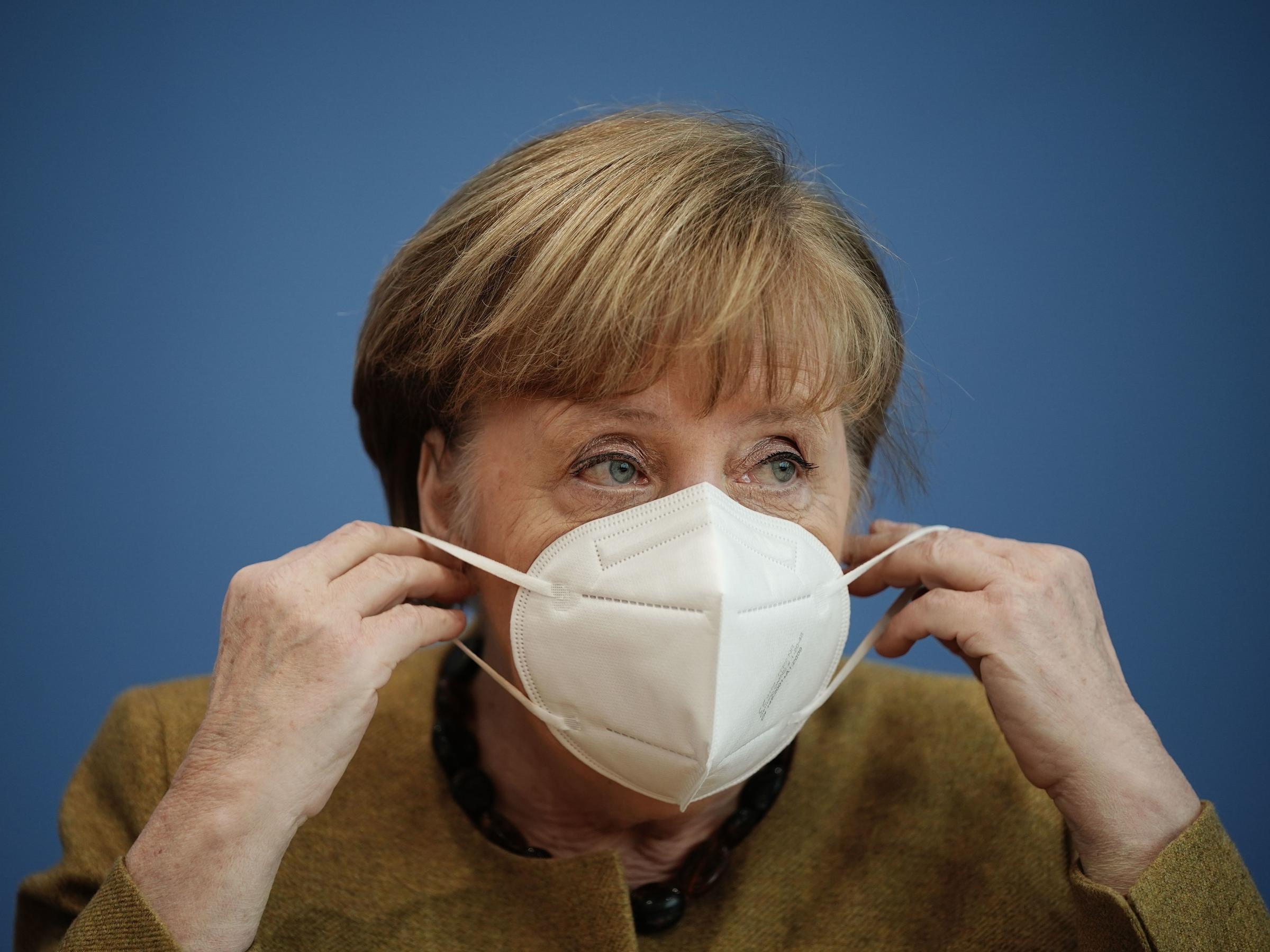 "Angela Merkel sfidon hapur, sot vaksinohet me ""AstraZeneca"""