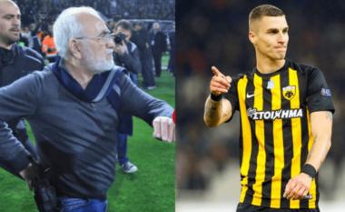 Ndeshja që vendosi titullin e trukuar? Ish-mbrojtësi i AEK tregon gjithçka (FOTO LAJM)