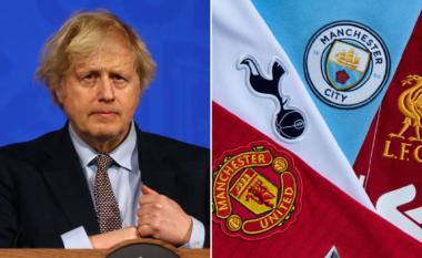 Kryeministri i Britanisë paralajmëron masa ndaj klubeve angleze për Superligën Evropiane