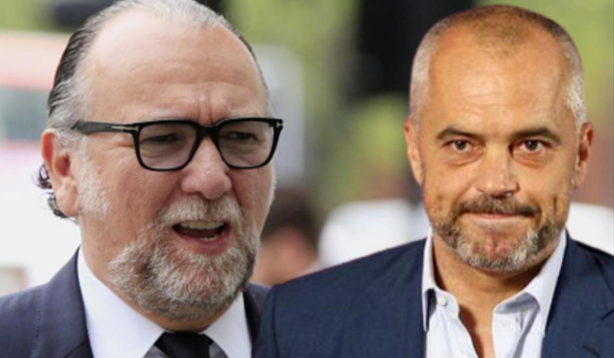Fitoi gjyqin ndaj Ramës, Beccheti u jep lajmin e keq shqiptarëve: Më detyroheni 150 milion euro! (VIDEO)
