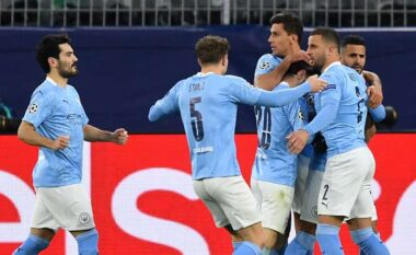Man City përmbys Dortmundin (VIDEO)