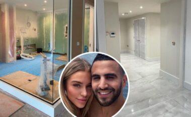 Brenda apartamentit 2 milionë funtesh të së dashurës së Riyad Mahrez (FOTO LAJM)