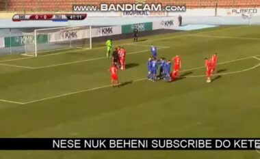 Zhbllokohet sfida Skënderbeu-Teuta (VIDEO)
