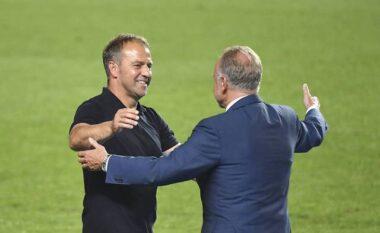 E BUJSHME/ Flick drejt Juventusit?