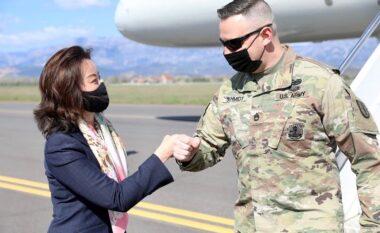Yuri Kim: Deri të hënën, më shumë se 800 trupa amerikanë vijnë në Shqipëri