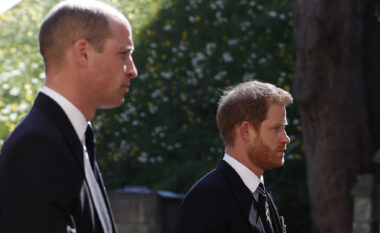 Ecën bashkë gjatë ceremonisë, por çfarë ndodhi pas funeralit me William dhe Harry-n?