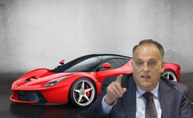 Presidenti i La Ligas për Superligën: Nëse u jepni klubeve shumë para, lojtarët do të kenë nga 6 në 7 Ferrari