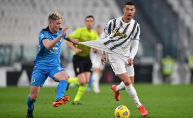 Çfarë supergoli është realizuar në sfidën Juventus-Parma (VIDEO)