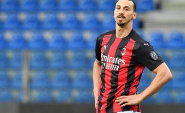 Ibra mbyll sezonin me Milanin, mëndja te Kampionati Evropian