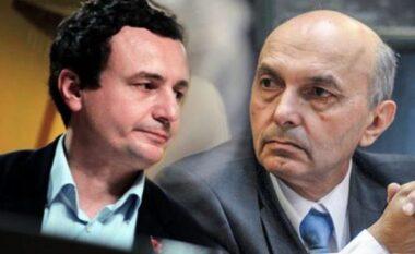 Isa Mustafa sulmon Albin Kurtin: Ai do t'na shkelë, vetëm opozita e ndalon!