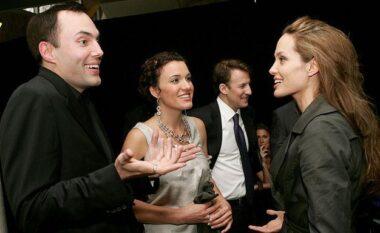 Version i saj mashkull, njihuni me vëllanë identik të Angelina Jolie-s (FOTO LAJM)