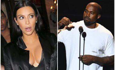 """U divorcua me Kim Kardashian, Kanye West e paska të qartë ku do t'i hedhë """"grepat"""""""