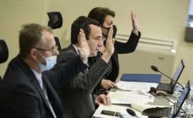Qeveria miraton masat e reja anti-COVID (VIDEO)
