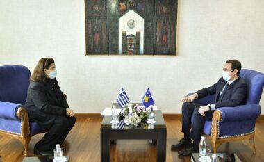 Kurti kërkon njohjen e Kosovës nga Greqia