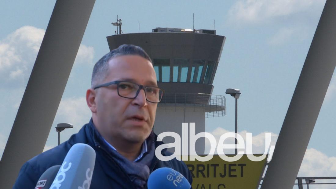 E FUNDIT/ Organizuan bllokimin e aeroportit, merret vendimi për 3 kontrollorët