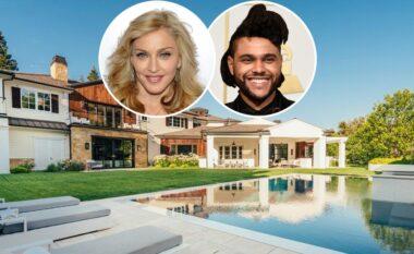 9  dhoma gjumi dhe 13 banja, Madonna blen shtëpinë 20 milionë dollarë të këngëtarit të famshëm (FOTO LAJM)