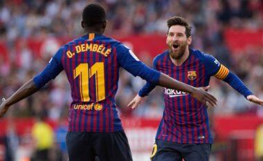 Super Barça, katalanasit ja dalin në limit dhe i bëjnë presion Atl Madrid me vetëm 1 pikë larg (VIDEO)